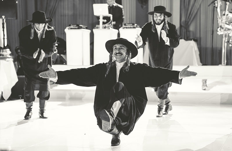 LA Bottle Dancers, Jewish dancers, Los Angeles, California